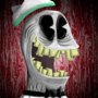Mr. Happy Smiles - A Portrait by PeteGrammarman