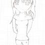 girl by sakura90