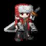 Dannshi (Combat Forme) by GlacierDragon