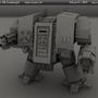 Warhammer 40k Dreadnaught