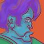 Profile caricature Study