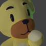 Yellow Ted Model