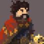 Pixel Graves by Inkwarden