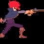 Tonight we hunt Han character design 2