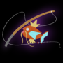 Magickarp fishing logo