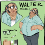 CHARACTER DESIGN: Walter