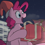 Santa Ponk is Coming to Town