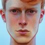 Freckles Portrait