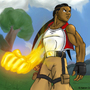Sol-Fist of the Sun by Chakra-X
