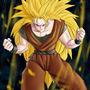 Goku by AoshiValentine