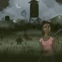 Rochelle Is Left For Dead by pickletoez