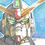 Watercolor Gundams