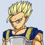 Cabba Redesign (Super Saiyan)