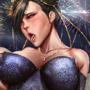 Chun-li fucking in the new year's eve