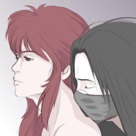 Kurama and Karasu by lola1b on Newgrounds