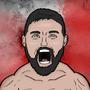 Illustration of Finn Balor