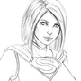Supergirl 1_dressed by Xlimerence