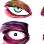 Old Eyes drawing