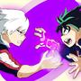 My Hero Academia [ Midoriya vs Totoroki ]