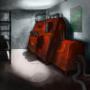 Generator Room - (Tales of Stalkers: Starsky)[Concept Art]