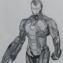 Iron Man- Marvel by Charis246