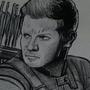 Hawkeye -Marvel by Charis246