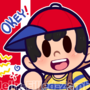 SmashBros Ness by Jelly-Filled-Zombies