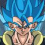 Gogeta (Super Saiyan Blue)