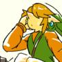 Link's legs