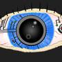 Cybernetic Eye by HexagonalNinja