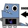 dinodroid by kirbykidaj