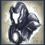 Armor speedpaint by Chaserthewolf