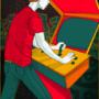Arcade Machine.