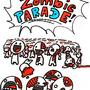 Zombie Parade by comicretard