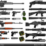 Weapons Sheet by IStumpyI