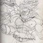 Broly by TheManofSteal13