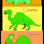 Ornithischia by MrCreeep