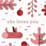 Digital illustration - Autumn by MelonMia