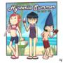 Hysteria Summer by PrettyHeartborg