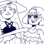 Isa and Nico