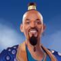 Will Smith Aladdin Genie