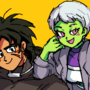 Cheelai and Broly