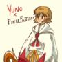 Yuno x final fantasy