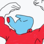 Duckbill Freakazoid Yell *colored*