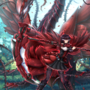 RWBY Yugioh Ruby's Black Rose Dragon