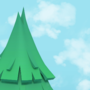 Simple 3D Tree by TheLittleMuffin