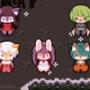 small characters (kemononoke)