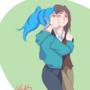 Botan and Shizuru