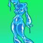 Slime Girl by Jellajam