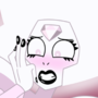 Embarrassed White Diamond by MrChaseComix